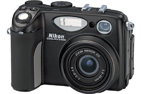 Digitalkamera nikon Coolpix 5400 [Foto: Nikon Deutschland]