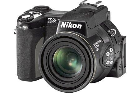 Digitalkamera Nikon Coolpix 5700 [Foto: Nikon]