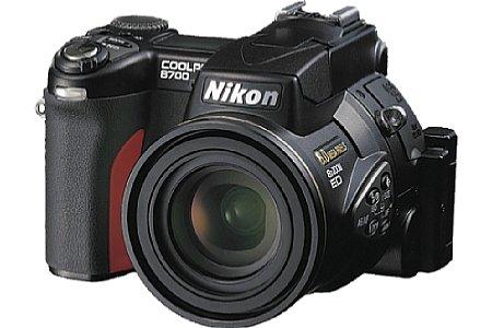 Digitalkamera Nikon Coolpix 8700 [Foto: Nikon Deutschland]