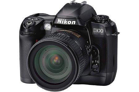 Digitalkamera Nikon D100 [Foto: Nikon]