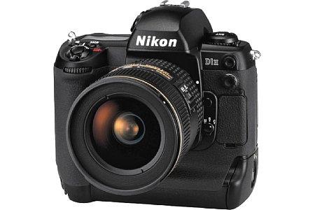 Digitalkamera Nikon D1H [Foto: Nikon]