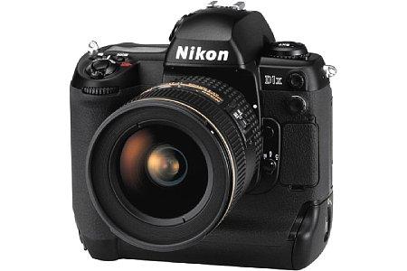 Digitalkamera Nikon D1X [Foto: Nikon]