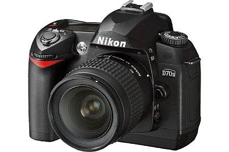 Digitalkamera Nikon D70s [Foto: Nikon Deutschland]