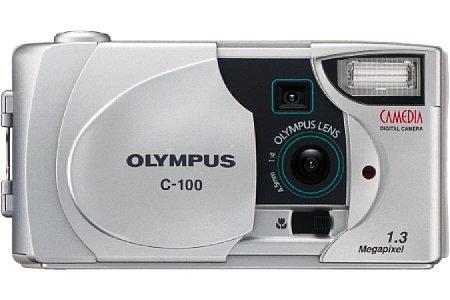 Digitalkamera Olympus C-100 [Foto: Olympus]