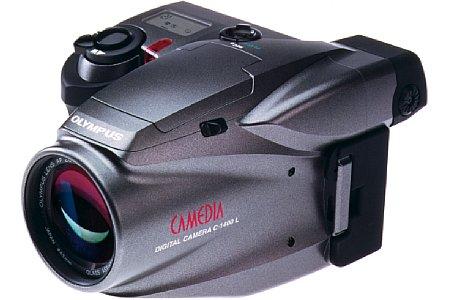Digitalkamera Olympus C-1400L [Foto: Olympus]