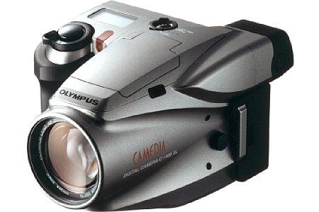 Digitalkamera Olympus C-1400XL [Foto: Olympus]