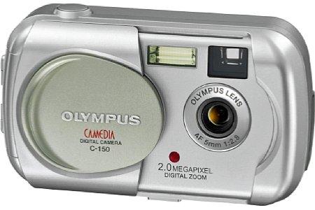 Digitalkamera Olympus C-150 [Foto: Olympus Europe]