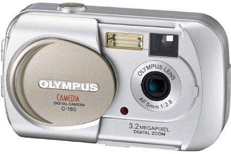 Digitalkamera Olympus C-160 [Foto: Olympus Europa]