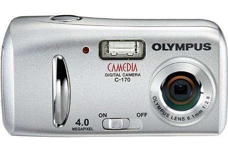 Digitalkamera Olympus C-170 [Foto: Olympus Europa]