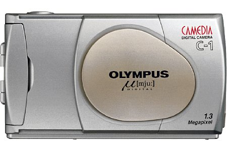 Digitalkamera Olympus C-1 [Foto: Olympus]