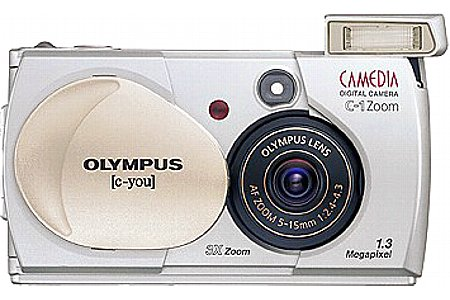 Digitalkamera Olympus C-1 Zoom [Foto: Olympus]
