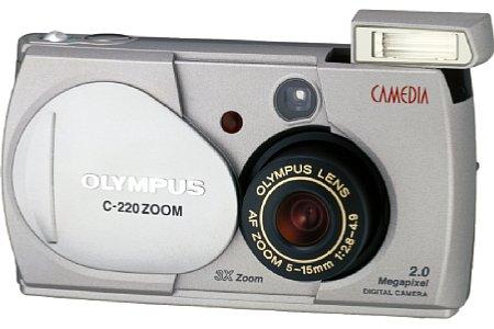 Digitalkamera Olympus C-220 Zoom [Foto: Olympus]