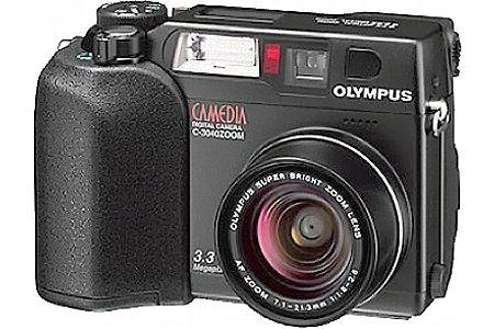 Digitalkamera Olympus C-3040 Zoom [Foto: Olympus]