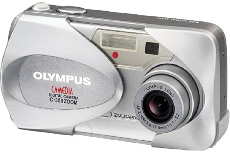 Digitalkamera Olympus C-350 Zoom [Foto: Olympus Europe]