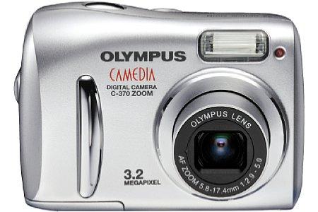 Digitalkamera Olympus C-370 Zoom [Foto: Olympus Europa]
