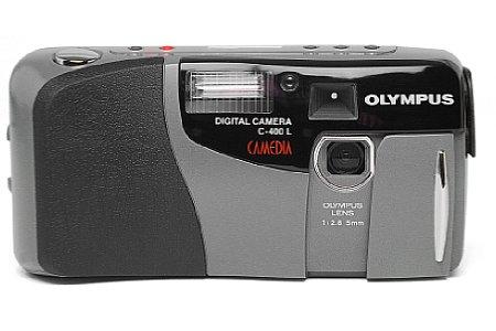 Digitalkamera Olympus C-400 [Foto: Olympus]