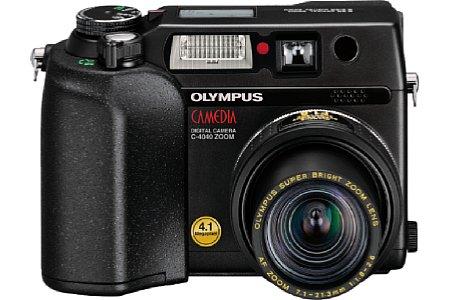 Digitalkamera Olympus C-4040 Zoom [Foto: Olympus]