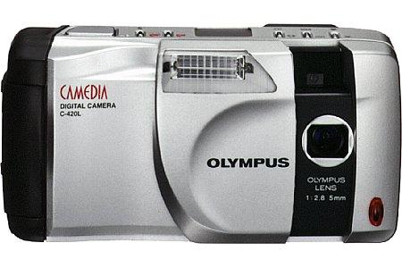 Digitalkamera Olympus C-420L [Foto: Olympus]