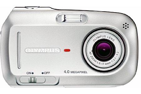 Digitalkamera Olympus C-470 Zoom [Foto: Olympus Europa]