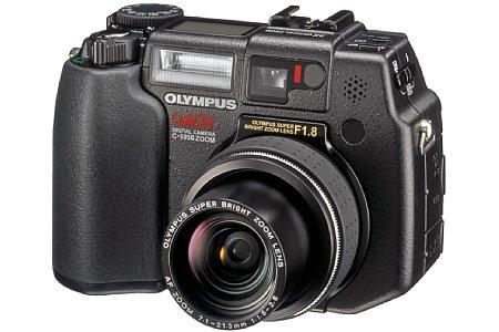 Digitalkamera Olympus C-5050 Zoom [Foto: Olympus Europa]