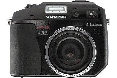 Digitalkamera Olympus C-5060 Wide Zoom [Foto: Olympus Europa]