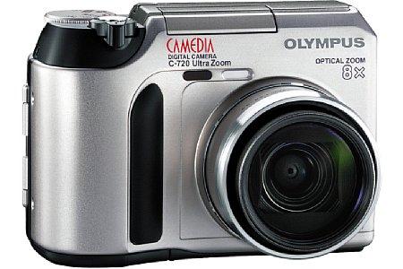 Digitalkamera olympus C-720 Ultra Zoom [Foto: Olympus]