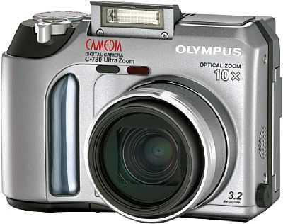 Digitalkamera Olympus C-730 Ultra Zoom [Foto: Olympus]