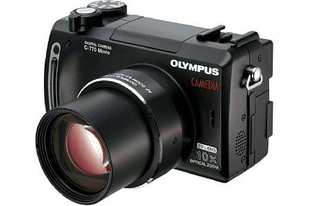 Digitalkamera Olympus C-770 Ultra Zoom [Foto: Olympus Europa]
