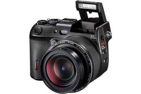 Digitalkamera Olympus C-8080 Wide Zoom [Foto: Olympus Europa]
