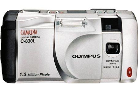 Digitalkamera Olympus C-830L [Foto: Olympus]