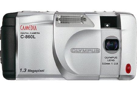 Digitalkamera Olympus C-860L [Foto: Olympus]