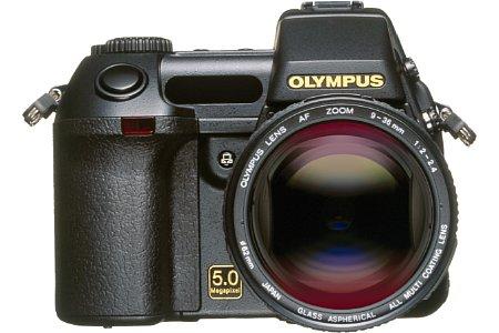 Digitalkamera Olympus E-20P [Foto: Olympus]