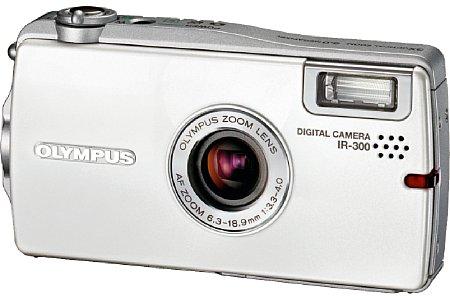 Digitalkamera Olympus IR-300 [Foto: Olympus Europa]
