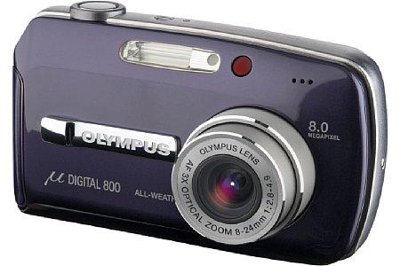 Digitalkamera Olympus mju Digital 800 [Foto: Olympus Europa]