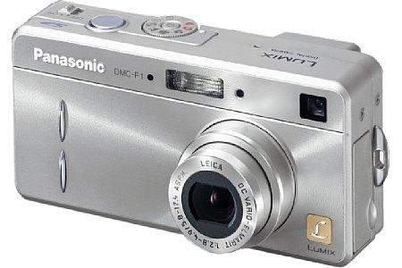 Digitalkamera Panasonic Lumix DMC-F1 [Foto: Panasonic Deutschland]