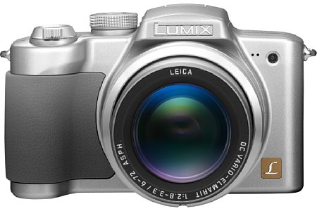 Digitalkamera Panasonic Lumix DMC-FZ5 [Foto: Panasonic Deutschland]