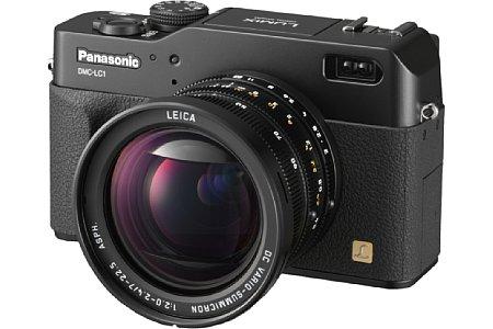 Digitalkamera Panasonic Lumix DMC-LC1 [Foto: Panasonic]