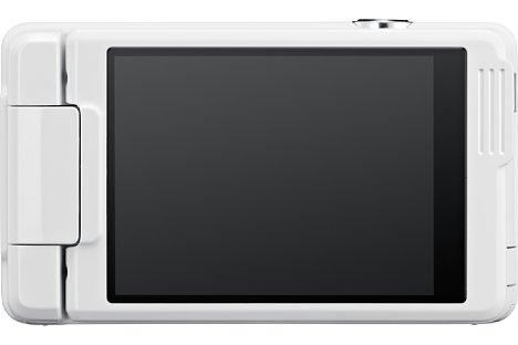 Bild Statt mit Knöpfen wird die Nikon Coolpix S6900 komplett über den Touchscreen bedient. [Foto: Nikon]