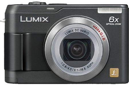 Digitalkamera Panasonic Lumix DMC-LZ2 [Foto: Panasonic Deutschland]