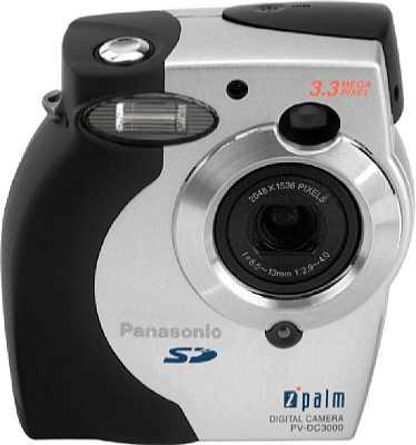 Digitalkamera Panasonic PV-DC3000 [Foto: Panasonic]