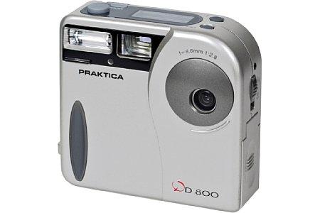 Digitalkamera Praktica QD 800 [Foto: Pentacon]