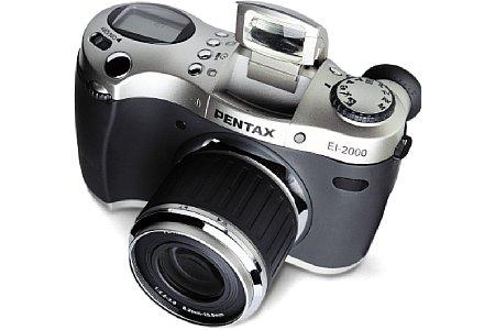 Digitalkamera Pentax EI-2000 [Foto: Pentax]