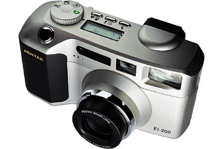 Digitalkamera Pentax EI-200 [Foto: Pentax]
