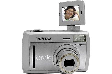 Digitalkamera Pentax Optio 33L [Foto: Pentax]