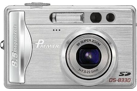 Digitalkamera Premier DS-8330 [Foto: Premier Image Technology]