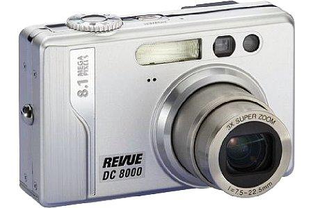 Digitalkamera Revue DC8000 [Foto: Quelle]