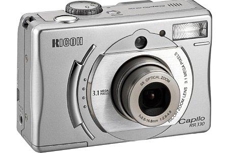 Digitalkamera Ricoh Caplio RR330 [Foto: Ricoh Europe]