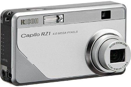 Digitalkamera Ricoh Caplio RZ1 [Foto: Ricoh Europe]