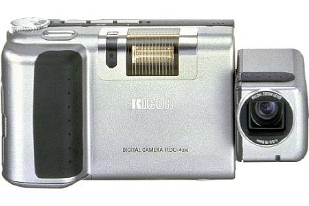 Digitalkamera Ricoh RDC-4300 [Foto: Ricoh]