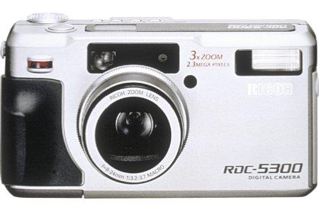 Digitalkamera Ricoh RDC-5300 [Foto: Ricoh]